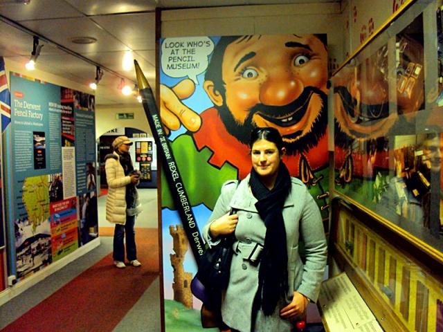 Необычные музеи мира: музей карандашей
