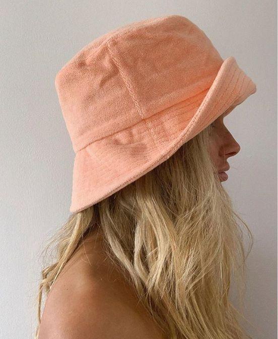 Модные махровые аксессуары на лето
