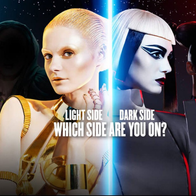 Covergirl Star Wars Collection Fall 2015