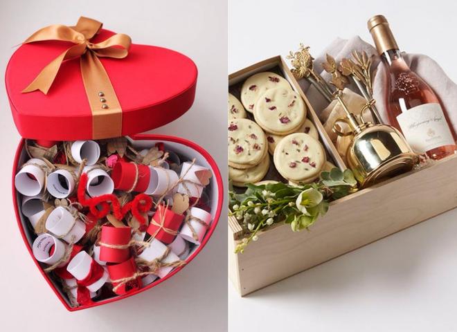 Что подарить на День святого Валентина для нее и для него: идеи подарков своими руками