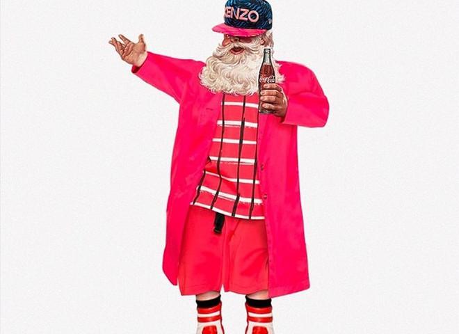Joint London сменили гардероб Санта-Клауса