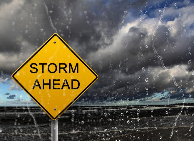 """Ураган """"Киара"""" в Европе: фото и видео стихийного бедствия"""