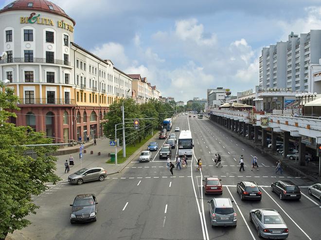 Визначні місця Мінська