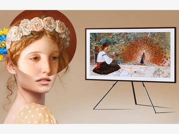 Samsung оголошує конкурс для художників та фотографів ART The Frame