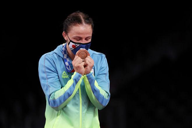Ірина Коляденко, Олімпіада 2020