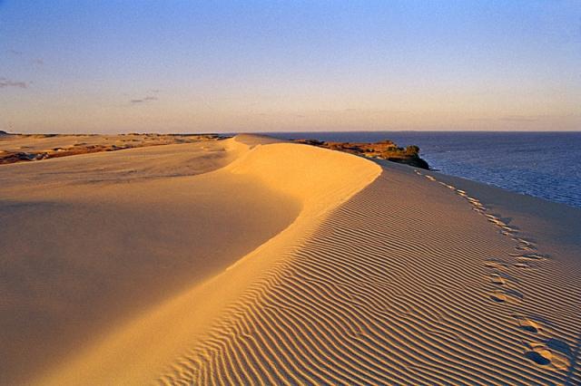 Лучшие пляжи Балтийского моря: пляж Неринга, Литва