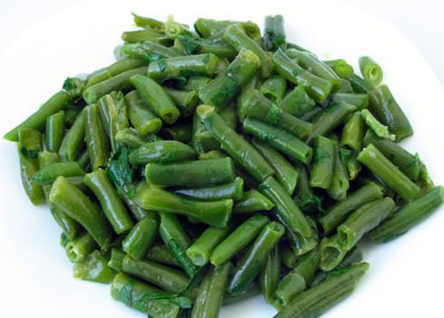 Зелена стручкова фасоль