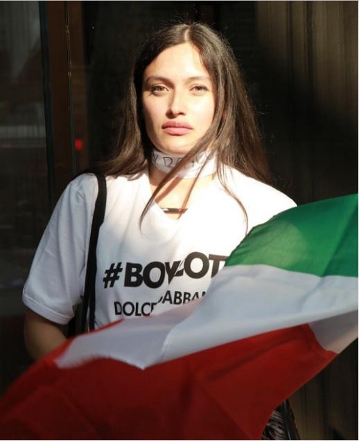 Бойкот Dolce & Gabbana