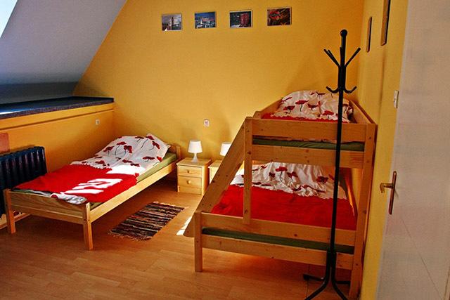 Дешевые хостелы Гданська: Universus