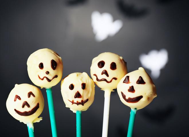Хэллоуин: леденцы на палочкерецепт, как готовить