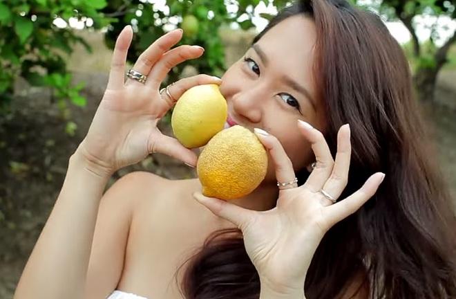 Лимоны для лица