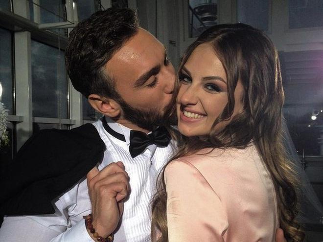 Иракли Макацария и Алена Лесык