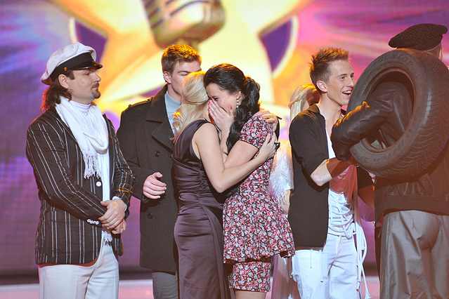 Народная звезда: концерт. 23.04.2011