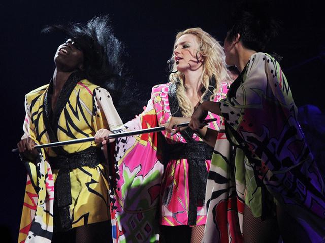 Концерт Бритни Спирс в Киеве