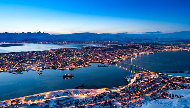 Зимняя Норвегия HD