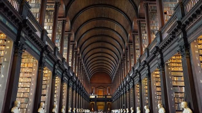 Ирландия chekin