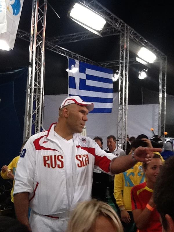 Микола Валуєв