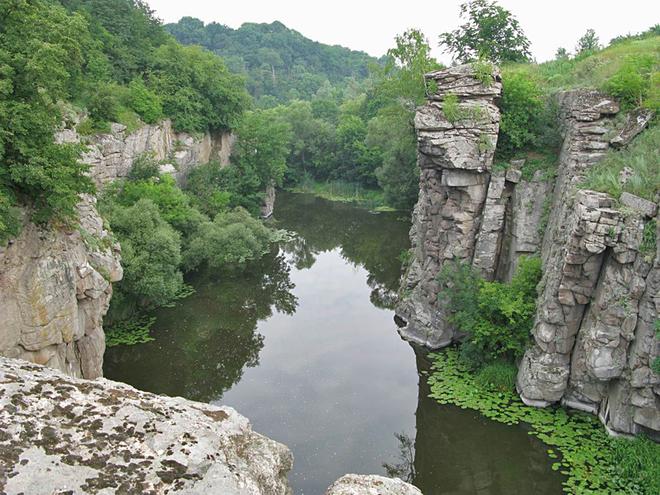 Скелелазіння в Україні: Казкові скелі в Буках