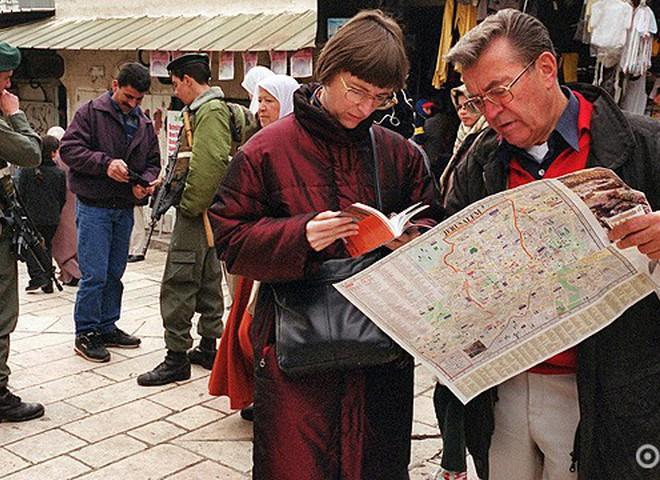 Разговорник туриста в Израиле: улица