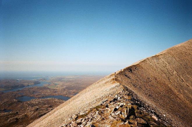 Невероятные горные хребты