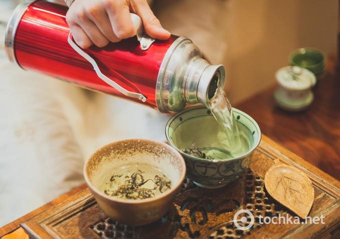 Чайна церемонія