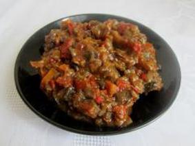 овощной гарнир