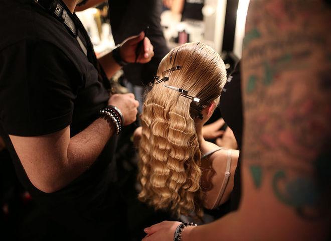Посічені волосся