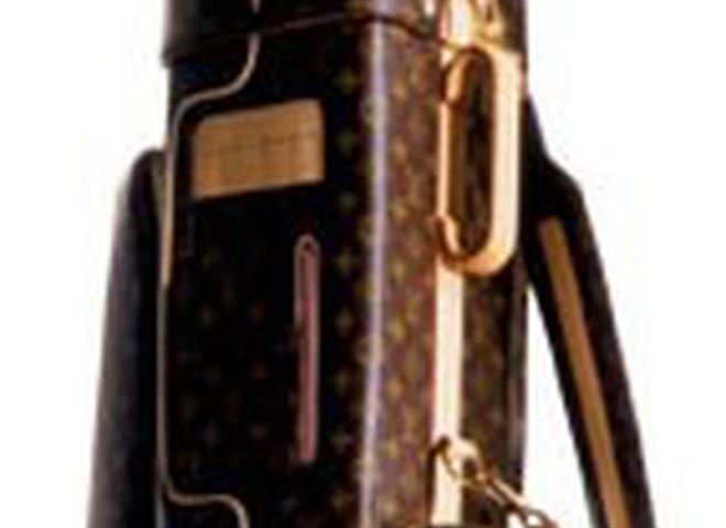 Найдорожча сумка для гольфа коштує $9400