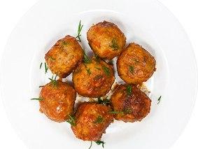 Рецепт дня: Тефтели по-вегетариански!