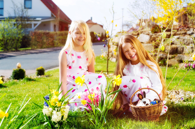 Сценарій на Великдень для дітей