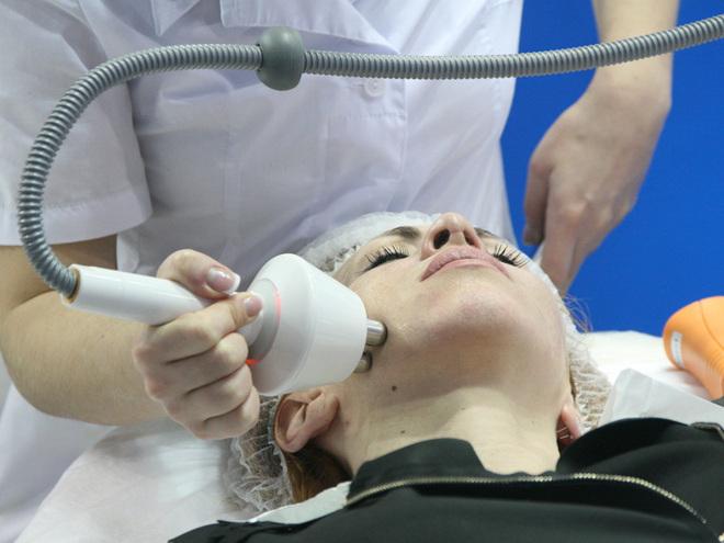 Процедуры для обличчя