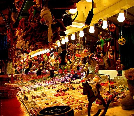 5 первых рождественских базаров: Страсбург