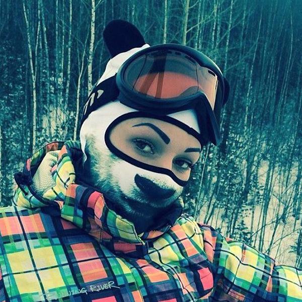 Крутые лыжные маски