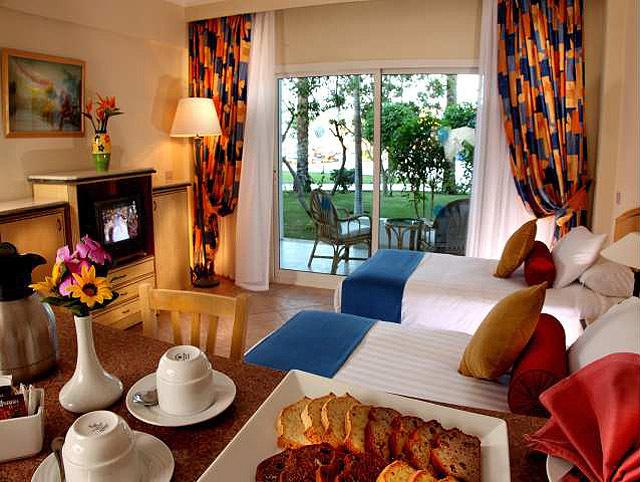 Цікаві місця Шарм ель Шейх: Sultan Gardens Resort