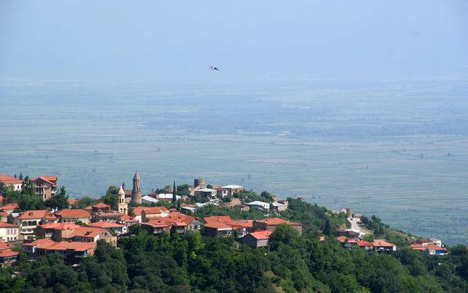 Тбилиси – Сигнахи – Кварели