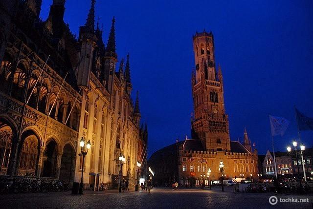 Гід по місту Брюгге