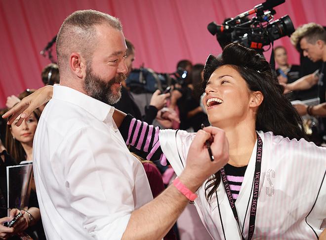 Макіяж і зачіски з показів Victoria's Secret