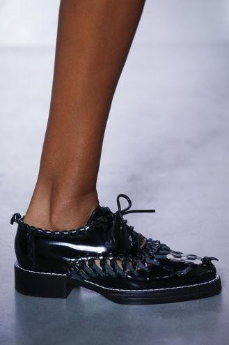 Модне взуття 2016: оксфорди
