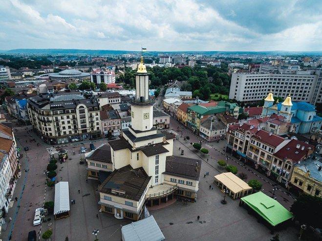 Ивано-Франковск достопримечательности