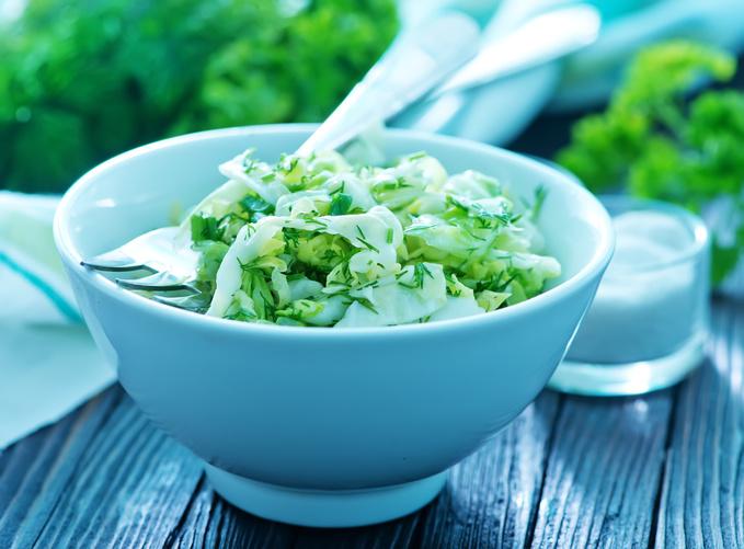 Літні салати для схуднення: прості і смачні рецепти