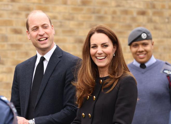 Перший вихід Кейт Міддлтон і принца Вільяма після похорону принца Філіпа