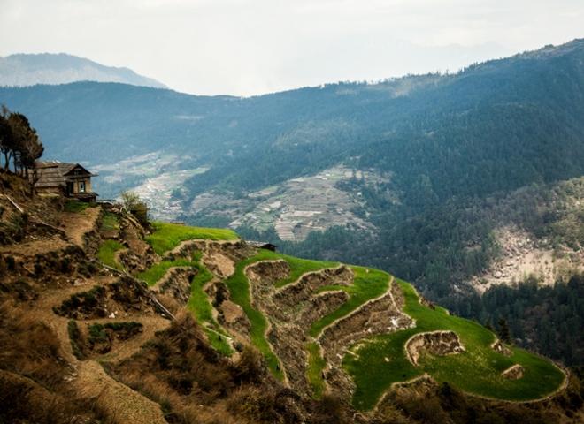 Непал: як виглядали Гімалаї до страшного землетрусу