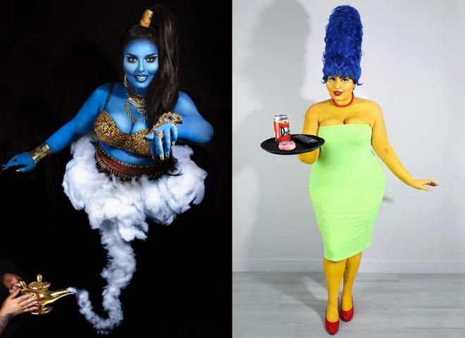 Образы на Хэллоуин 2020