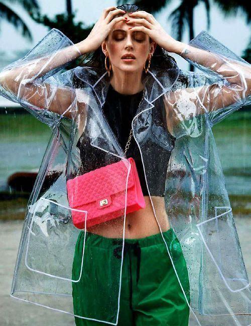 Кажется, дождь собирается: ТОП-10 стильных дождевиков