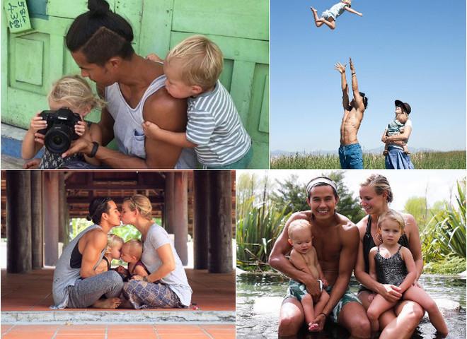 """""""The Bucket List Family"""":история семьи тревел-блогеров, которые превратили свою жизнь в сплошное путешествие"""
