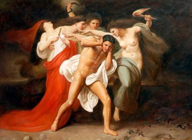 """Тест: Хто ти з персонажів """"Орестеї"""" Есхіла і грецької міфології?"""