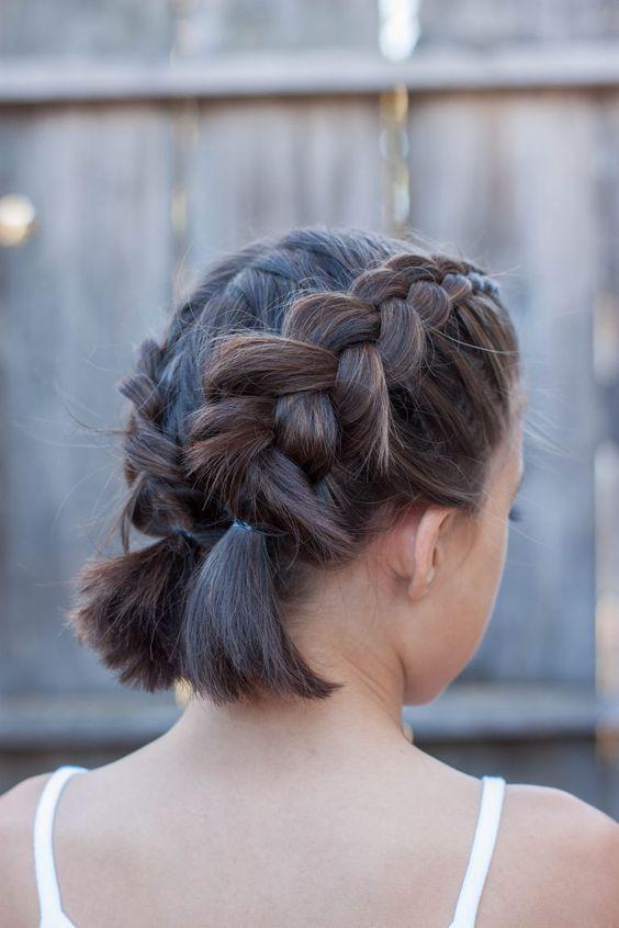 10 причесок для коротких волос