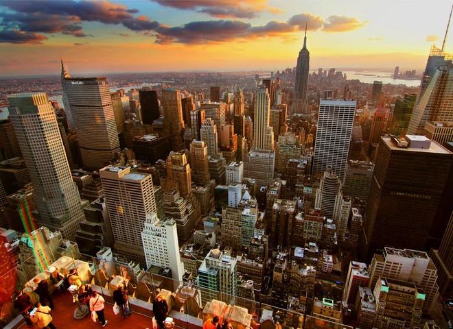 Нью-Йорк, я люблю тебя