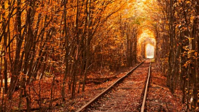 Куди поїхати в листопаді: відпочинок в Україні