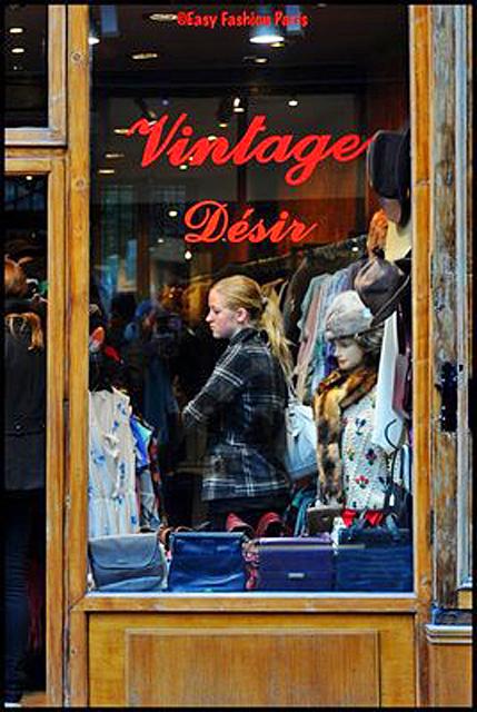 Vintage Desir, Франция, Париж